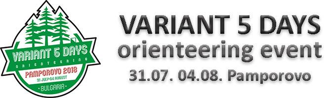 Variant 5 Days 2018